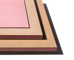 Flame Retardant MDF Boards